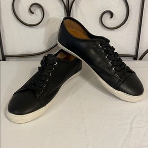 Frye Mindy Low lace up sneakers